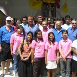 Lions Club Phuket Andaman Sea Polo Shirt donation