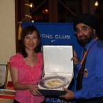 20th anniversary lion club phuket andaman sea 20