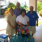 Lions Club Of Phuket Andaman Sea January Activity 2012