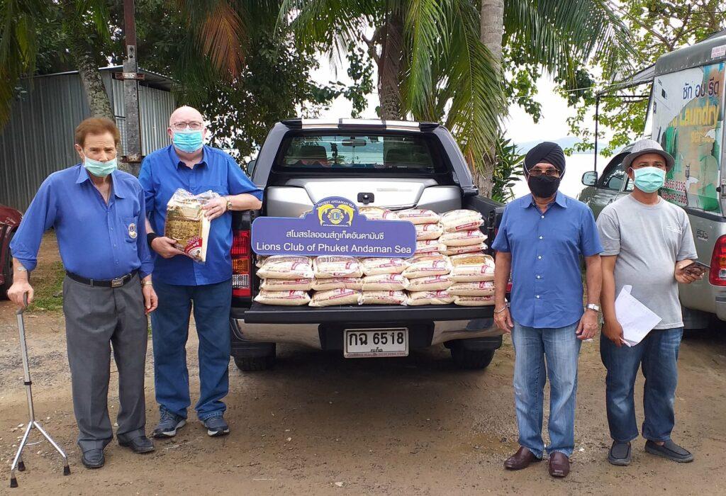 26-12-2020 Rice donation (1)