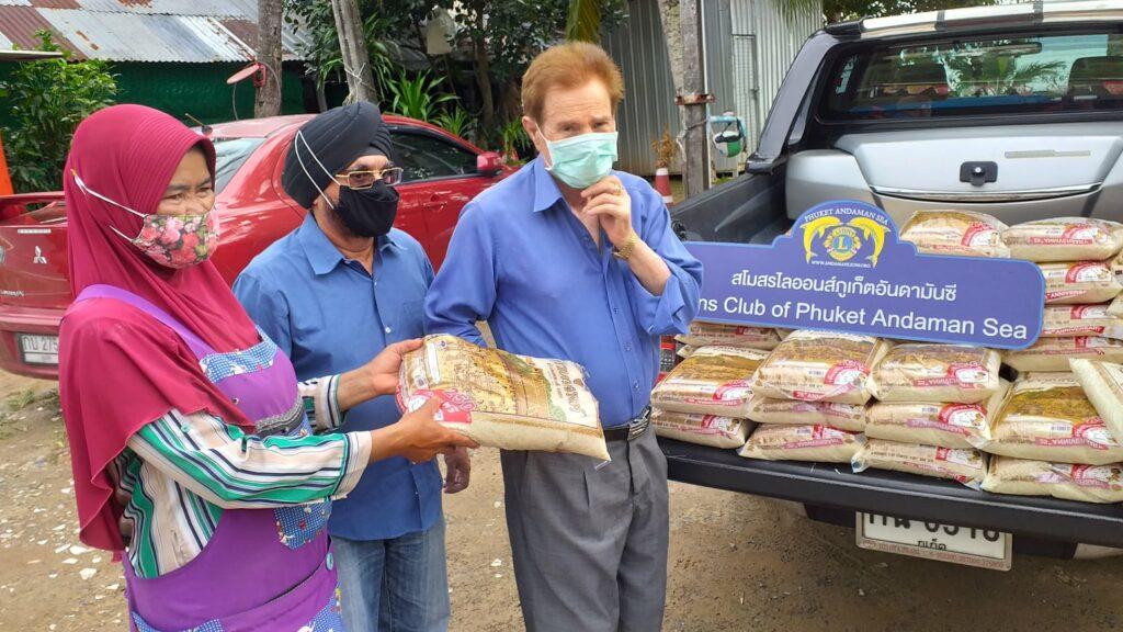 26-12-2020 Rice donation (5)