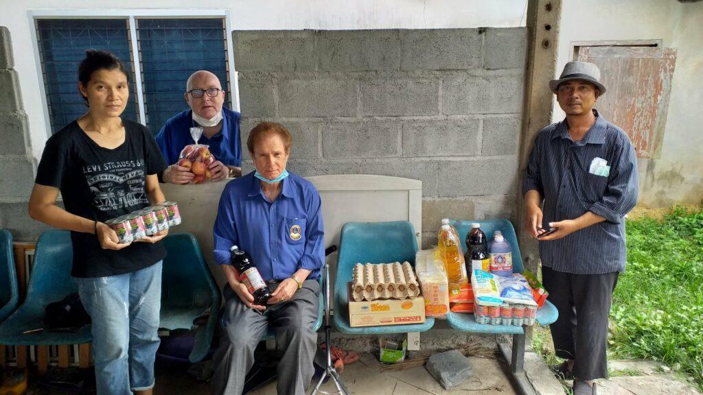 4-12-2020 Yamu food donation (4)